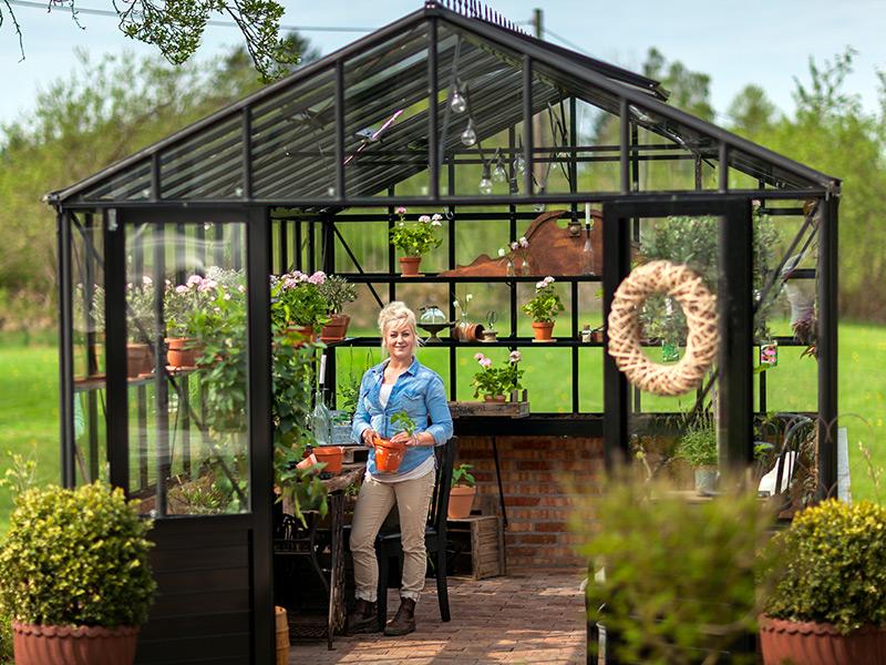 Om Rebeccas växthus