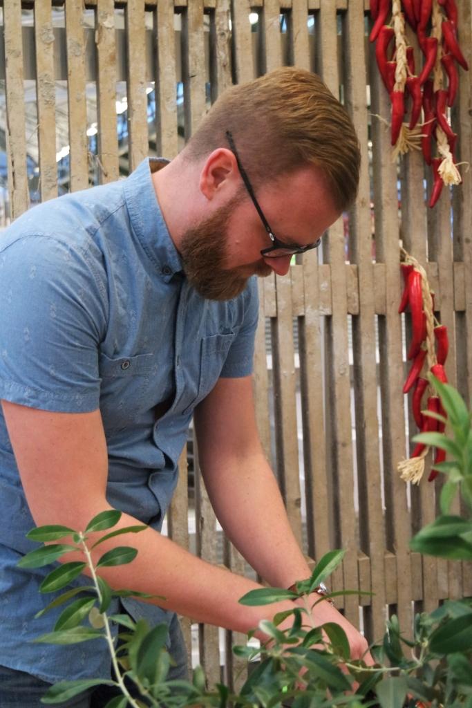 Trendigt (och manligt) att odla sin egen chili