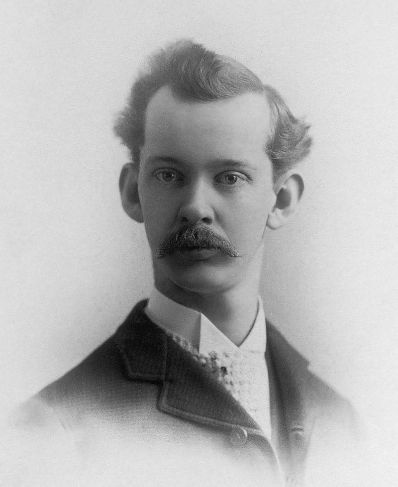 Wilbur Scoville f. 1865 (USA)– upphovsman till Scoville-skalan