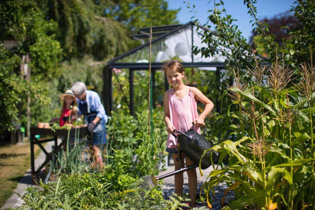 Har du längtat efter ett eget växthus