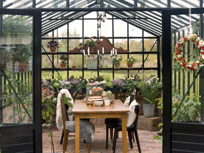 Växthus - när är bästa tiden att bygga?