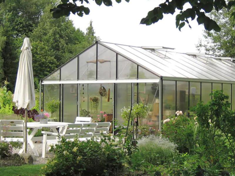 5 viktiga frågor och svar när du ska bygga växthus.